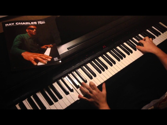 Hit The Road Jack - Ray Charles - Piano Cover