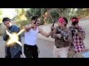 Зомби танцует Верхний Брэйк Ганг наб стайл D