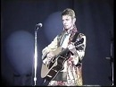 David Bowie performs The Jean Genie 20th July 1997 The Phoenix Festival .