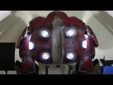 XRobots - Iron Man Hulkbuster Cosplay Part 56, Torso Details & Lighting