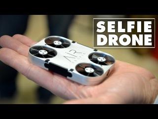 Drone tascabile per scattare foto e video | Air Selfie