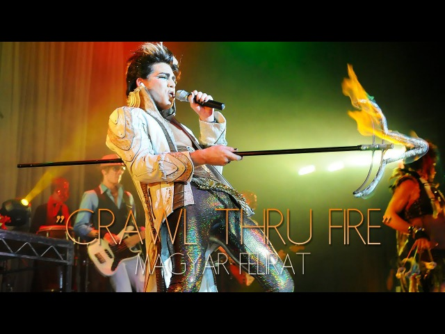 Adam Lambert - Crawl Thru Fire beveztő magyar szöveg [The Zodiac Show fellépés, 2008]