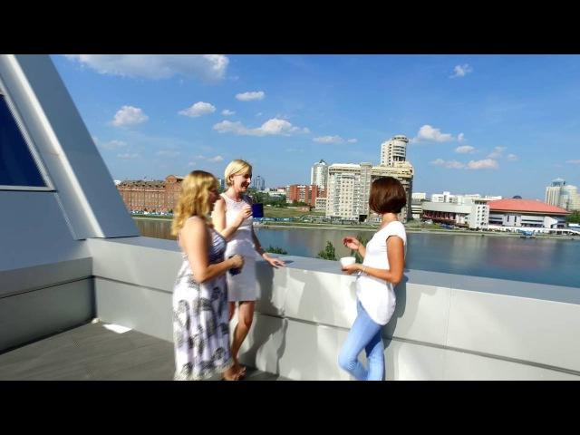 Полуфиналистка конкурса Мисс Офис-2016 Лопата Александра г.Екатеринбург