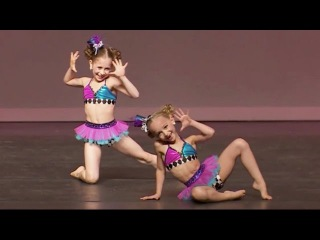 Dance Moms   Elliana And Lilliana's Duet Twisted Two