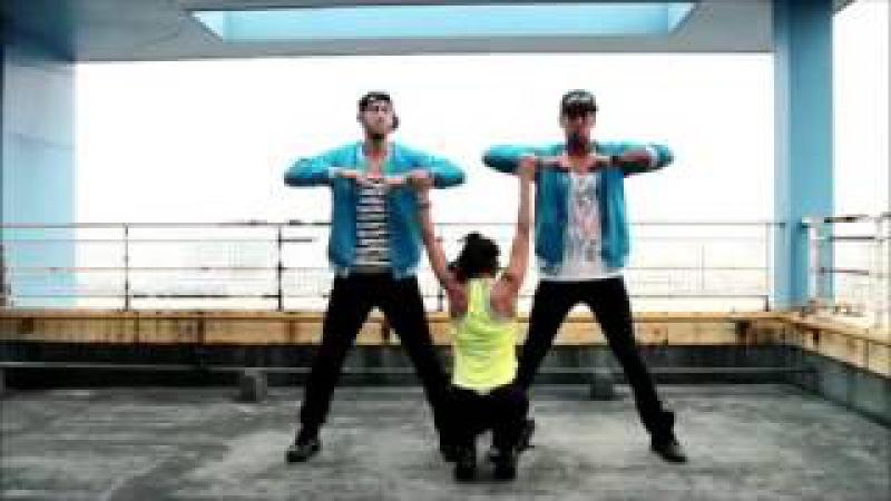 Nicki Minaj The Boys Dance Choreography MIRRORED by Matt S Alexa D