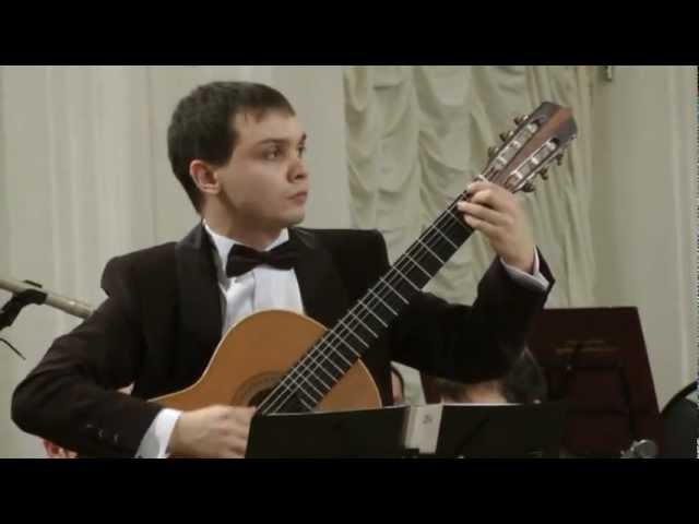 Борис Сазонов концерт исп Максим Карташов