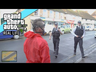 GTA 5 Real Life - Jewellery Store Heist - Pt5
