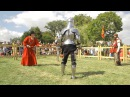 Tournoi à pied en lice des chevaliers de l'Ordre de Saint Michel