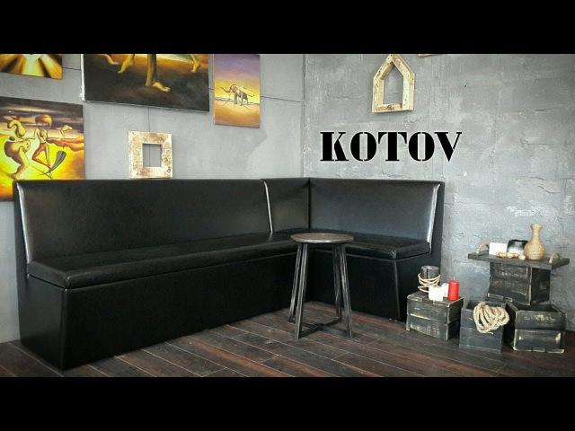 Угловой диван для кухни Мебель своими руками sofa kitchen furniture handmade timelapse