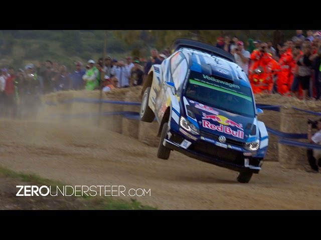 Rallye Italia Sardegna Jumps drifts max attack