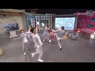 [РУС.САБ] After School Club Ep. 210, KNK – KNOCK
