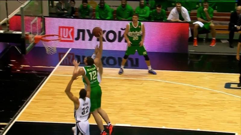 Artem Klimenko And-One Dunk