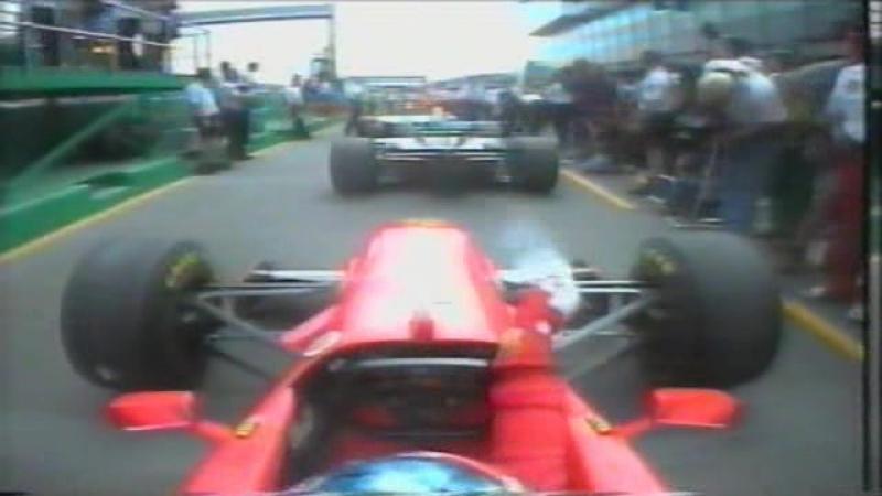 F1 1997. 01. Гран-При Австралии, квалификация