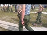 Военные сборы эшелонцев в РВВДКУ (3)