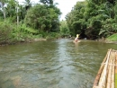 Као Лак, сплав по реке на бамбуковых плотах 2