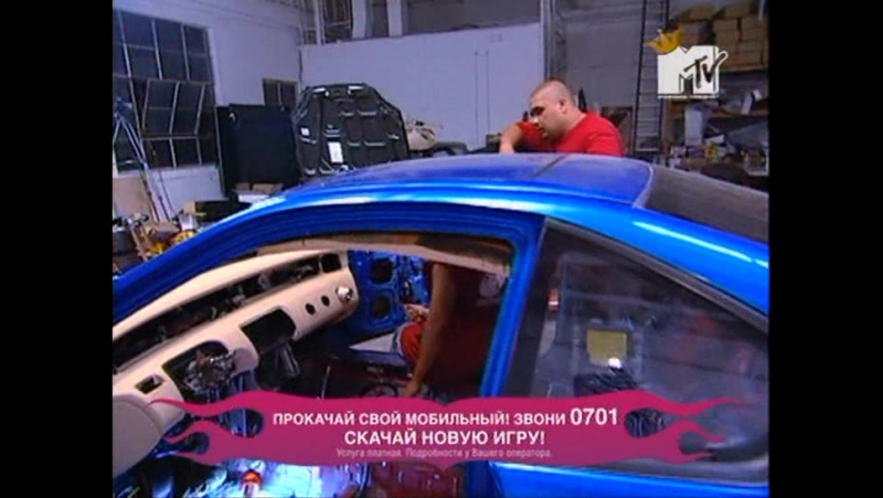 Две тачки, две прокачки / Trick It Out ......MTV..... СЕР-3 Honda Prelude (1992) - Show Stoppers vs. 3 S Motorsport