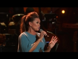 Vanessa Williams Performs Save The Best For LastWhat Child Is This