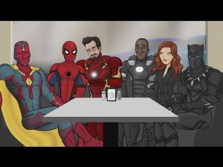 Как должен был закончиться фильм Первый Мститель: Противостояние (Архив Медиа)