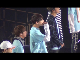 [Fancam] 161129 - Young Forever (Jungkook focus) @ BTS Japan Official Fanmeeting Vol. 3