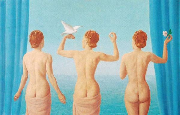 Magritte Rene 1898 - 1967