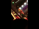 FANCAM TAEYONG MARK MAD CITY 161223