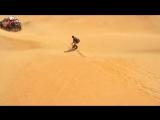 RED BULL - Сноубординг в Пустыне