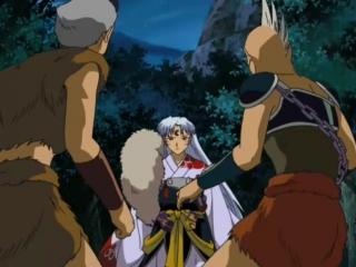InuYasha Capítulo 99: Koga y Sesshomaru: un enfrentamiento peligroso (Audio Latino)