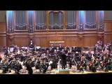Бетховен Симфония № 3 («Героическая») оркестр Московской филармонии Дирижер – Юрий Симонов