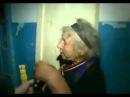 Бабка матерится ржач.Жириновский нервно курит в сторонке