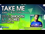 Steve Smooth &amp JJ Flores feat. Little Lisa - Take Me (Joey C &amp DJ Torio 2012 Remix) (Cover Art). Cassetteeyed 2012.