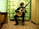 Valery Zhivalevskij - I kiss your hands (played by Artiom Haluza)