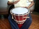 Michael Jackson, They don't really care about us with Djembe....(Panjabi back)