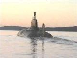 самая большая подводная лодка в мире Акула Россия