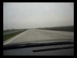 Ауди А8 270 км/час по автобану