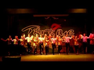Turkish Dabke - recorded specially for Amir Thaleb!