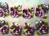 Adesivos e Unhas Decoradas - Priscila Magnus - Hand Painted Nail Stickers