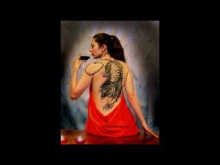 Татуировки. Тату на интимных местах !