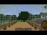 выживание в minecraft с модом Biosphere