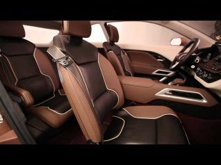 Кроссовер Lada XRay от АВТОВАЗа