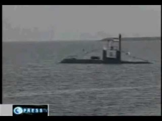 Ghadir class mini submarines join Iranian Navy - 8 August 2010