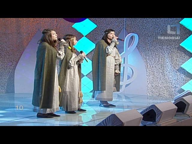 """«Lietuvos vaikų ir moksleivių televizijos konkursas """"Dainų dainelė» 2012 03 02 HD WEB - YouTube"""