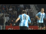 Argentina vs Paraguay 3-1 Lionel Messi Free-Kick Goal 07-09-2012 World Cup Qualifications