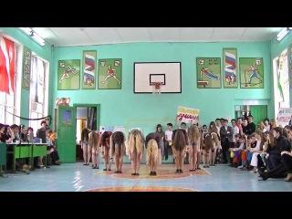 Танец девушек под Руслана -- Wild Dance (Дикие танцы)