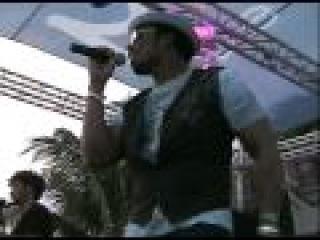 Morrisson at Mamita's Beach Club, MEXICO