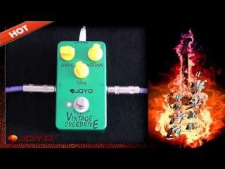 JOYO,JF-01-Vintage Overdrive(Od808)