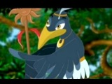 Panchatantra Tales - The Clever Crows - English - Animated Story For Kids