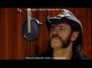 Motörhead - I ain't no nice guy (with lyrics subs español) by Morlen