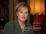 Meryl Streep - Making of
