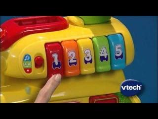 VTECH Sit To Stand Alphabet Train