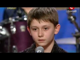 Украина мае талант 5 [Харьков] Група ''Виола'' играет песня группы Кино - Группа крови